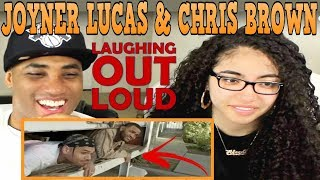 Joyner Lucas & Chris Brown Stranger Things OFFICIAL VIDEO REACTION | MY DAD REACTS