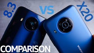 Nokia X20 vs Nokia 8.3 5G - Why X20 is My Daily Driver!