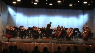 JMHS 2014 Winter Concert: Cantique de Noel by Adam/arr  Davis