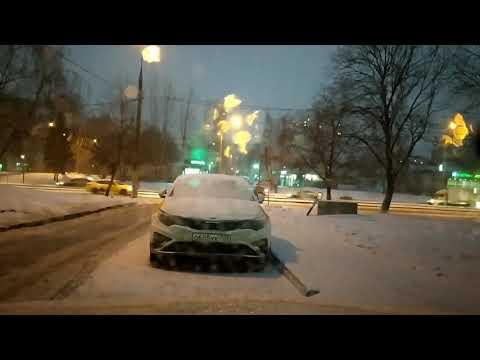 Шкода Октавия А7!!!. Немного поработал в такси. Москва.