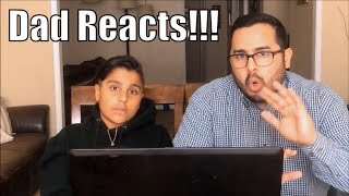 Dad reacts to Lil Rappers | Lil Peep | Lil Pump | Lil Xan | 6ix9ine | XXXTentacion