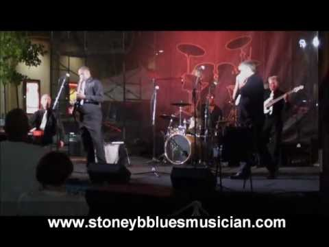 Stoney B Blues Band Promo DVD Nov 2011.