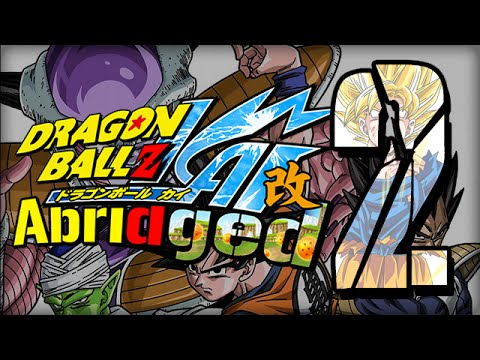 DragonBall Z KAI Abridged Parody: Episode 2 - TeamFourStar (TFS)