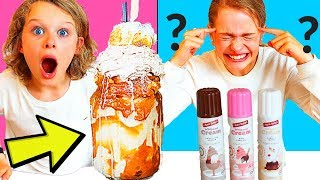 Twin Telepathy Milkshake PART 2 (THE GREATEST  EVER)