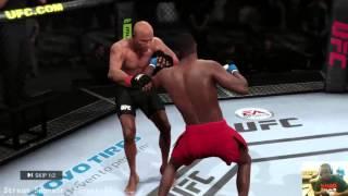 UFC - Jon Jones vs Anderson Silva - UFC Rivalry Fights | UFC Fights 2014