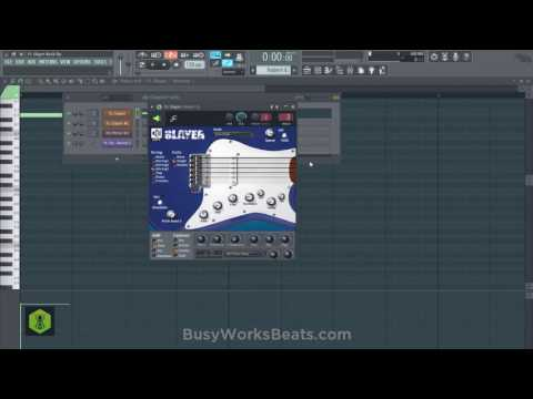 Heavy Metal Rock Tutorial using FL Studio 12