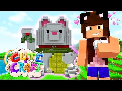 DECORATING MY KITTY HOUSE 🐱 | Minecraft CuteCraft