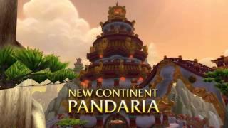 World of Warcraft: Mists of Pandaria Русский трейлер