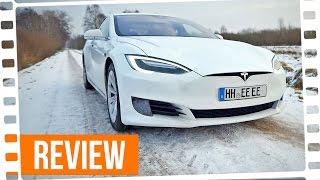 Ein Auto zum ZOCKEN? - Tesla S (2018) - Review