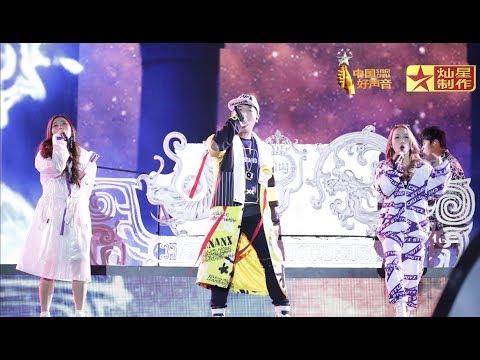周杰伦宿涵《将军之龙虎斗》好声音20181007第十三期巅峰之夜 Sing!China官方HD