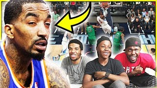 HE SHOWED UP TO A NBA GAME DRUNK! - MyTeam Battles Ep.8