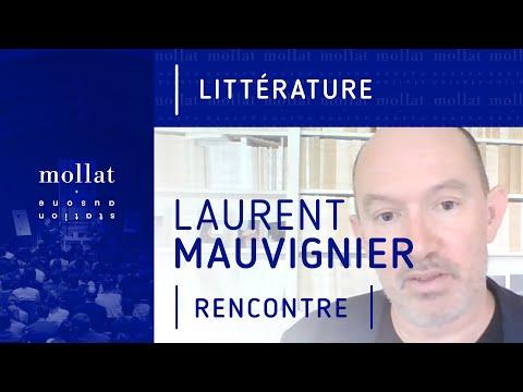 Laurent Mauvignier vidéo