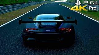 Gran Turismo Sport - Gameplay Aston Martin Vulcan @ Nurburgring Nordschleife [4K 60FPS]