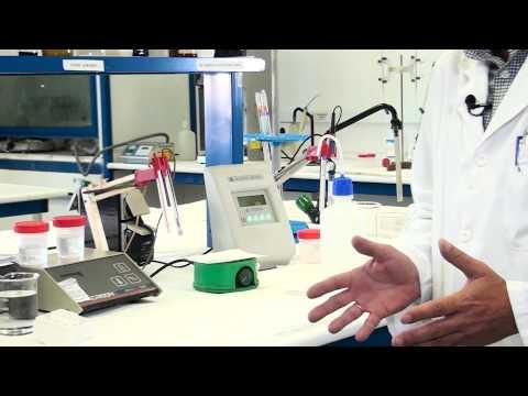 1.3 Laboratorio para Análisis de Agua. Conductividad.
