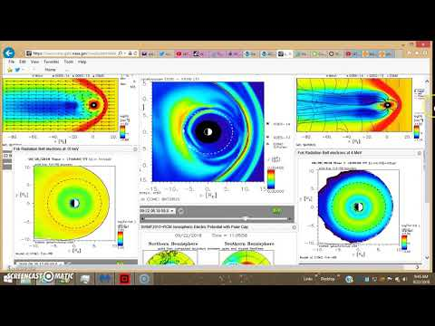 09/22/18 – When The CLOAKING Fails?… & The Latest Space Weather DOOM Monitors