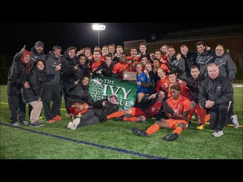 Season Highlights: 2018 Ivy League Champion Men's Soccer