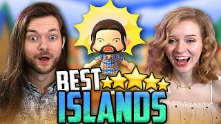 5 STAR Animal Crossing Islands that Butter My Toast