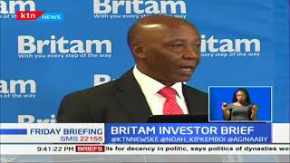 Britam bounces back to profitability