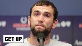 Should Andrew Luck be criticized for retiring 2 weeks before the Colts' season? | Get Up