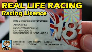 Getting A Racing Licence - Real Life Racing 2018 #3