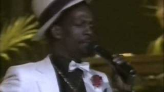 Gregory Isaacs - (03/13) Live At Brixton Academy, 1984