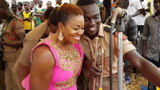 Piesie Esther Performs At Wedding Reception