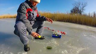 Костюм омуль для зимней рыбалки