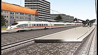 Euro Train Simulator 2 - Career - ICE 3 From Olching To Mering Again