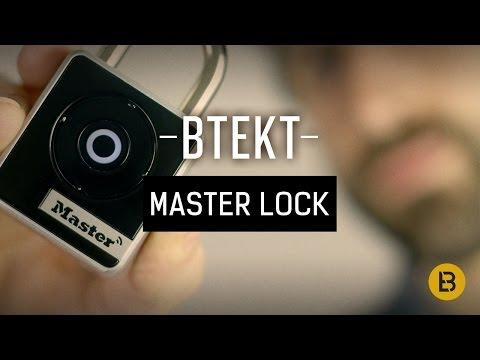 Master Lock Bluetooth smart padlock review