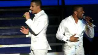 X Factor Tour JLS - I'm Already There