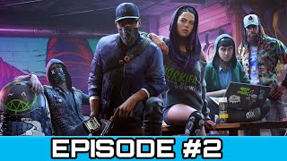 watch dogs 2 1080p 60fps gameplay - TH-Clip