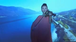 Michał Szpak - Color Of Your Life - violin cover Agnes Violin
