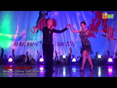 Nhảy hiện đại 8/3 - Hệ thống giáo dục BillGates