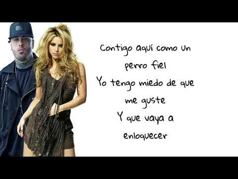Perro Infiel (Letra)-  Shakira ft Nicky Jam