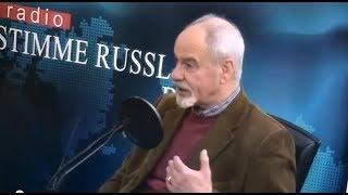 Jochen Scholz – Offener Brief an Putin (radio STIMME RUSSLAND)