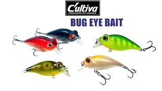 Owner-cultiva воблер bug eye bait