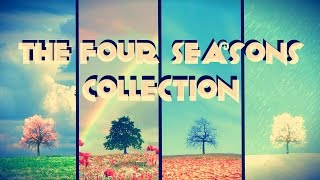 """Meditation & Relaxation - """"The Four Seasons"""" - Stress Relief & Well Being"""