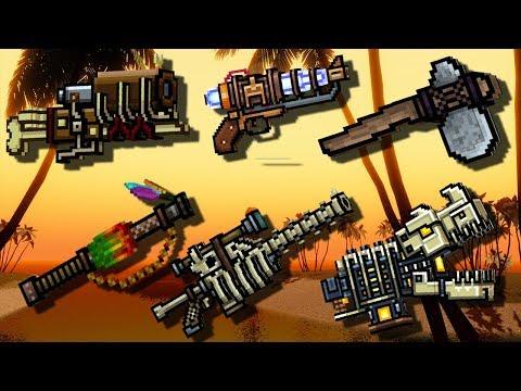 Pixel Gun 3D - Ancient Weapons Gameplay