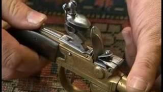 Armes a feux : pistolets, fusils…