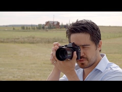 Olympus OMD E-M1 Hands-On Field Test
