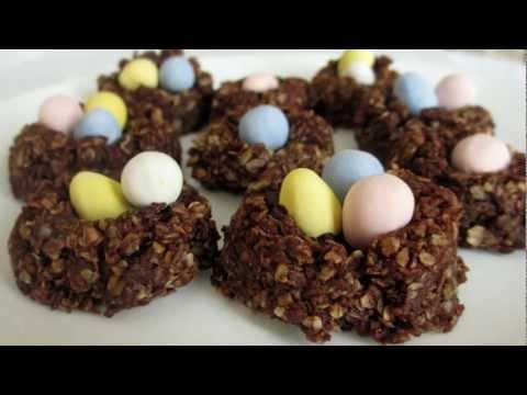 Easter Recipe: Chocolate Birds Nests with Cadbury Mini Eggs