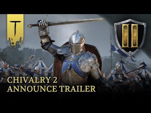Chivalry II (PC) - Epic Games Key - GLOBAL - 1