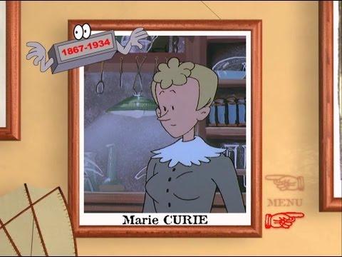BOL RAZ JEDEN...VYNÁLEZCA-22.diel-Marie Curie-Sklodowská