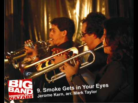 Big Band Nazaré - Smoke Gets in Your Eyes