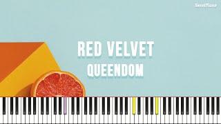 레드벨벳 (Red Velvet) - Queendom (퀸덤) (코드 포함)