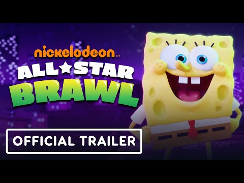Nickelodeon All-Star Brawl - Official Announcement Trailer de Nickelodeon All-Star Brawl