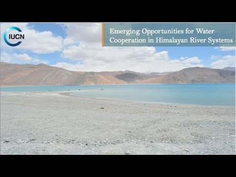 T3 Emerging Opportunities for Water Cooperation in Himalayan River Systems