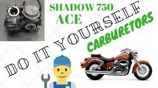 honda shadow 750 carburetor cleaning - Thủ thuật máy tính - Chia sẽ