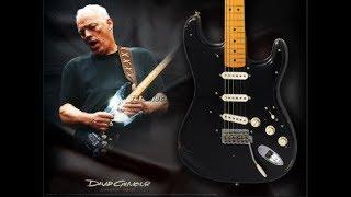David Gilmour - Guitar Auction Message