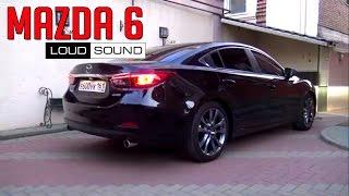 Обзор Mazda 6 - Loud Sound Audiosystem Review [eng sub]
